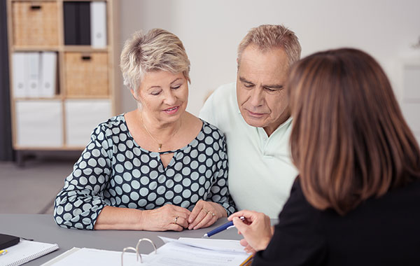 financial advisers specialising in aged care