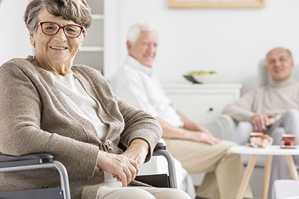 residential aged care advice